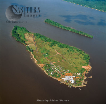 Isla Caou, On The Essequibo River, Bartica, Guyana
