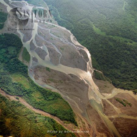Rainforest And Rio Napo, Ecuador, 2002
