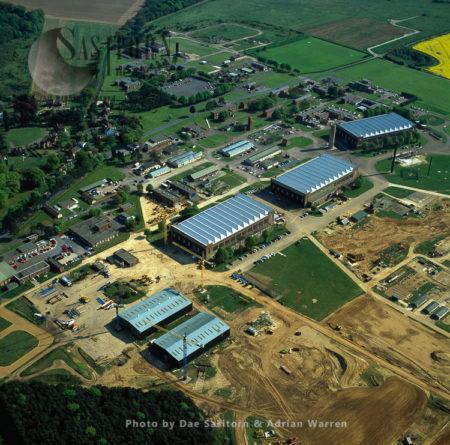 CITB Training Centre, Bircham Newton, Norfolk