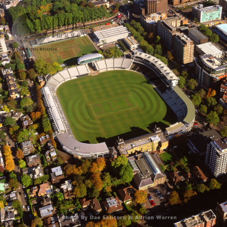 Lord's Cricket Ground, London, England