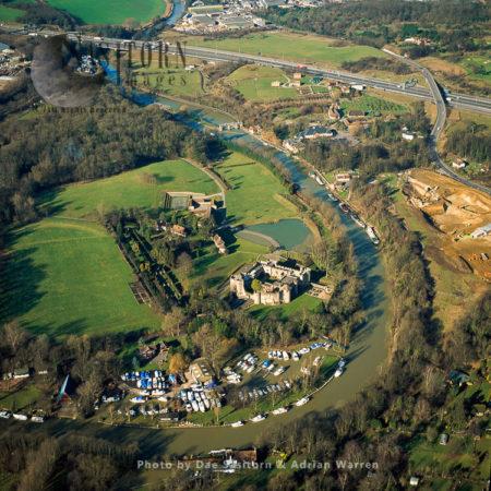 Allington Castle, Kent, England
