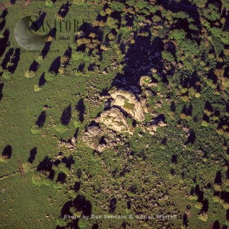 A Tor, Bodmin Moor, Near Trewint, Cornwall