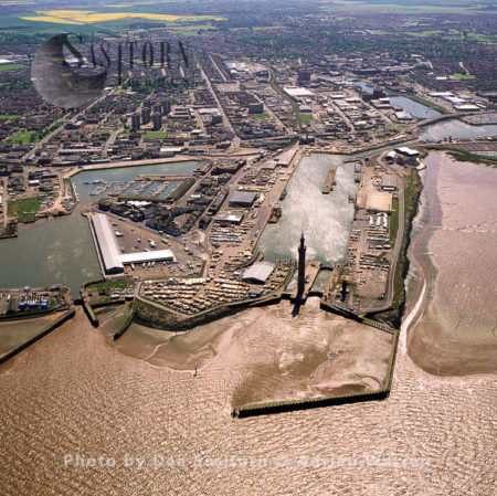 Grimsby Harbour (Fish Dock), Lincolnshire