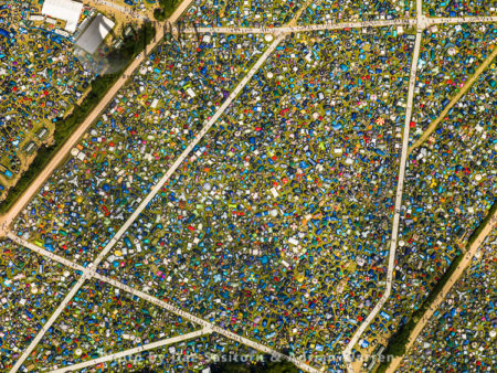 Glastonbury Festival 2010, Pilton, Near Glastonbury, England