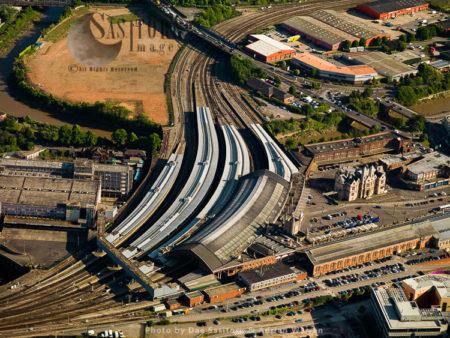 Bristol Temple Meads Railway Station, Bristol, Somerset