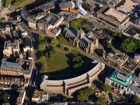 Bristol Cathedral And Bristol City Council, Bristo
