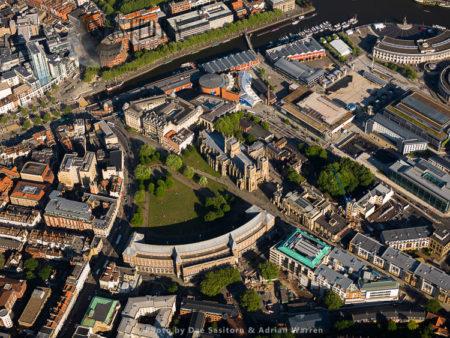 Bristol Cathedral And Bristol City Council, Bristol