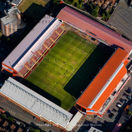 Ashton Gate Stadium, Football Stadium, Bristol, Somerset