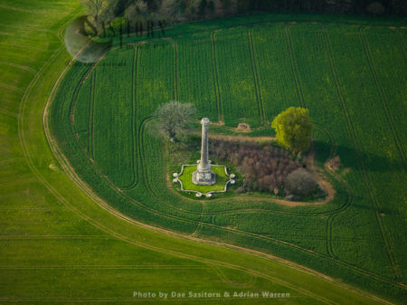 Ammerdown Tower, Near Radstock, Somerset, Englan