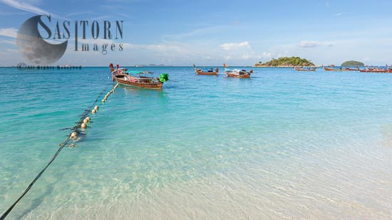 Paradise Island Koh Lipe, Part Of The Tarutao National Marine Park, Satun Thailand.