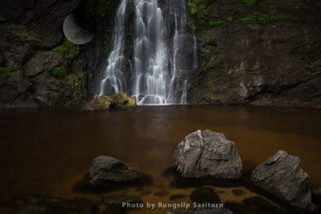 Klong Lan Waterfall, Kamphaeng Phet, Thailand