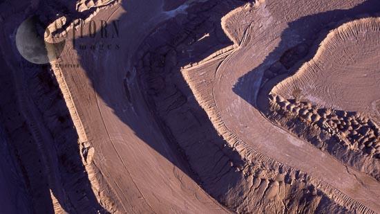 Lee Moor China Clay Pit, Dartmoor