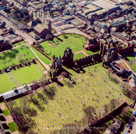 Arbroath Abbey, Arbroath, Angus, Lowlands, Scotland