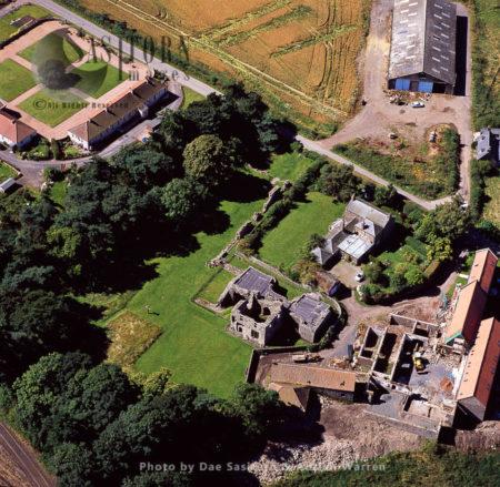Balmerino Abbey, Or St Edward's Abbey, In Balmerino, Fife, Lowlands, Scotland
