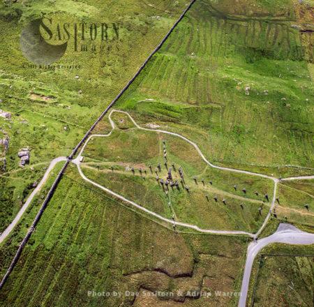 Callanish Stone Circle, Callanish, West Coast Of The Isle Of Lewis,, Outer Hebrides, West Coast Scotland