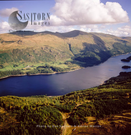 Thirlmere Reservoir, Lake District National Park, Cumbria