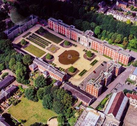 The Peninsula Barracks (known As The Upper Barracks), Winchester, Hampshire