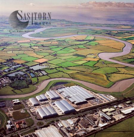 Express Park Industrial Estate, Bridgewater, Somerset
