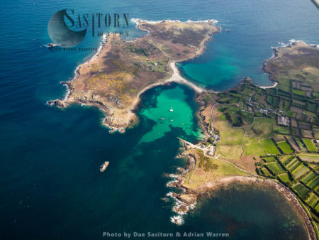St Agnes's And Gugh,  The Isles Of Scilly, An Archipelago Off The Cornish Coast Of England