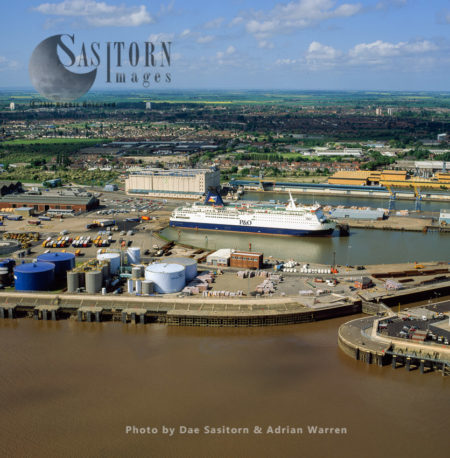 Dockyard, Hull, Or Kingston Upon Hull, East Yorkshire