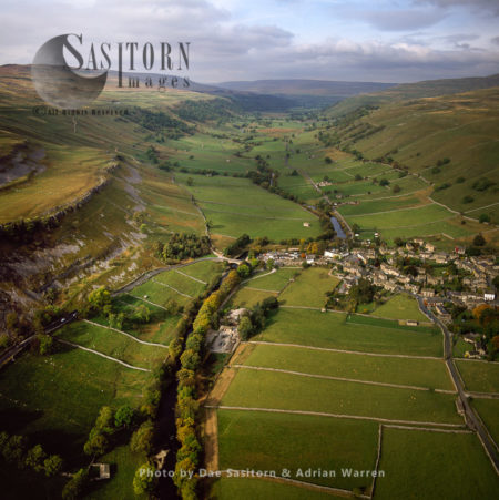 Kettlewell, On The River Wharfe, Upper Wharfedale, Yorkshire Dales