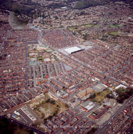 Housing In Harehills, Leeds City Centre, West Yorkshire