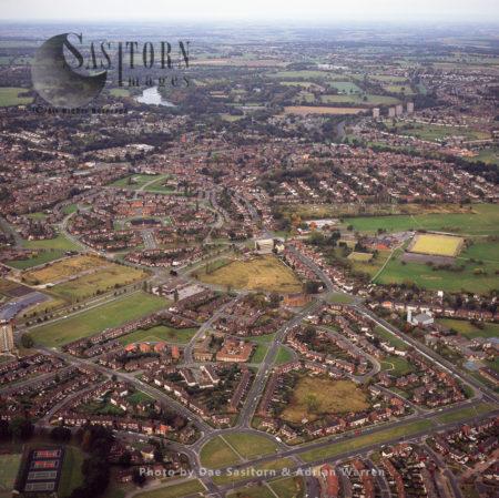 Gipton, Leeds City Centre, West Yorkshire