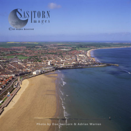 Bridlington, A Sea-fishing Port Town, Known As Lobster Capital Of Europe, North Yorkshire