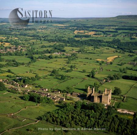 Bolton Castle, Castle Bolton, Wensleydale, North Yorkshire