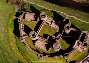 Castles And Palaces In Wales