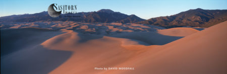Great Sand Dunes, National Monument Park, Colorado, USA