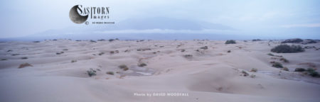 Sand Dunes Of Death Valley National Park, Near Stovepipe Wells,  East Of The Sierra Nevada, USA