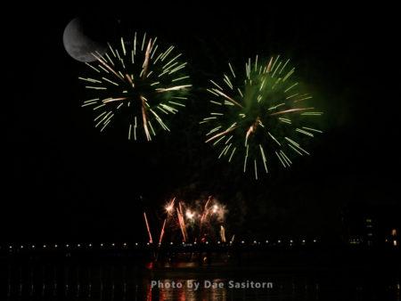 `Fireworks Display